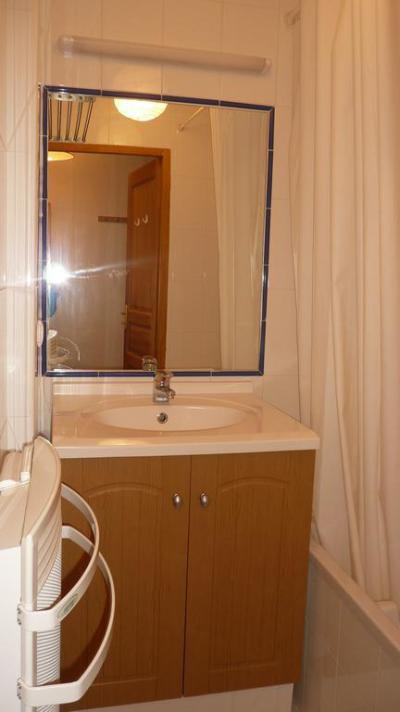 Location au ski Appartement 3 pièces 6 personnes (B21) - Les Chalets de Montalbert - Montalbert - Baignoire