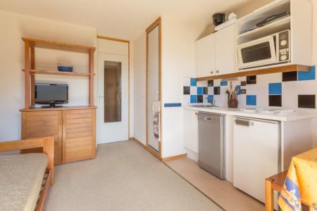 Location au ski Studio cabine 4 personnes (08) - Résidence Chalets du Planay - Montalbert