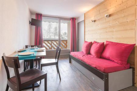 Location au ski Studio coin montagne 3 personnes (101) - Résidence Plaisances - Montalbert