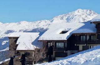 Location Montalbert : Residence Pravet hiver