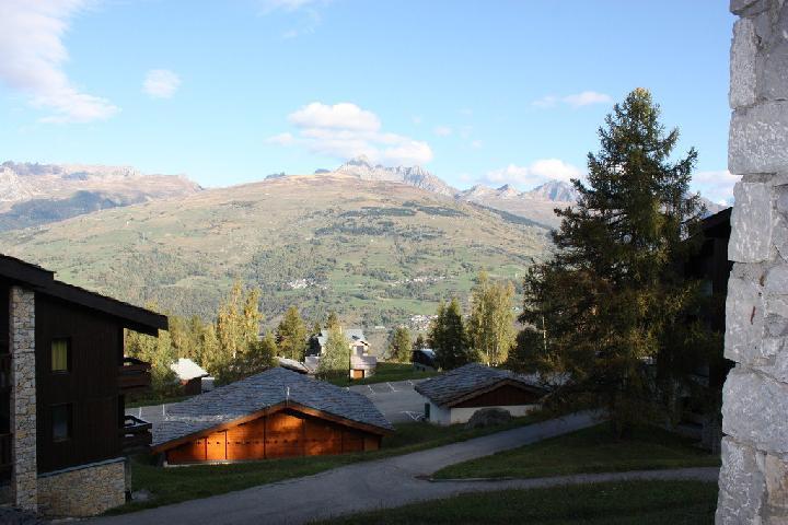 Location au ski Studio 3 personnes (2) - La Residence Le De 2 - Montchavin - La Plagne