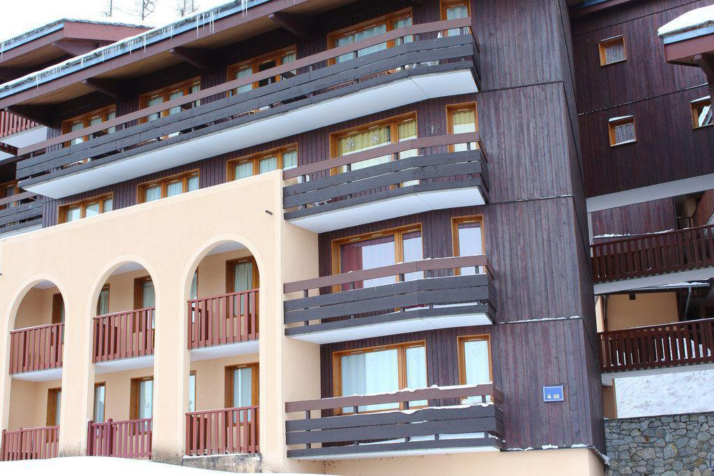 Location au ski La Residence Le De 4 - Montchavin - La Plagne