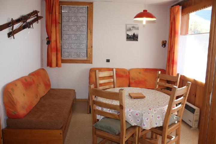 Location au ski Studio 5 personnes (1) - La Residence Le Pommeret - Montchavin - La Plagne - Séjour