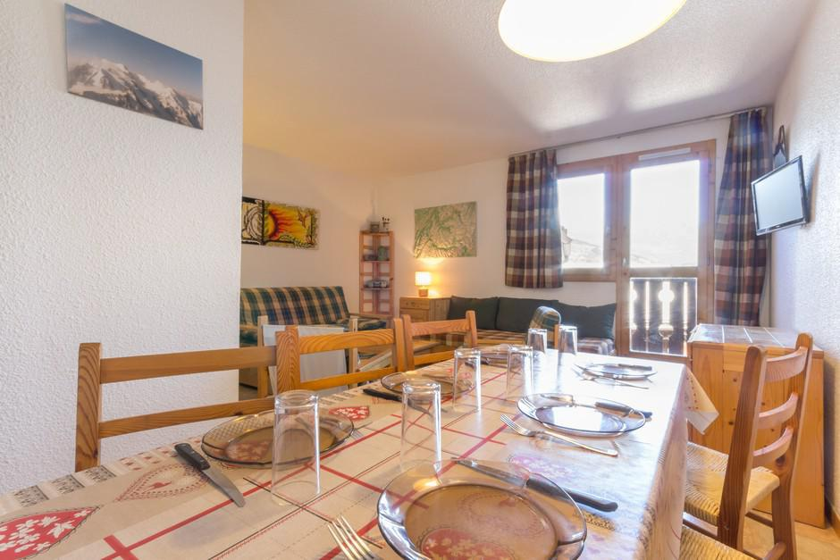 Location appartement au ski Maison Tresallet