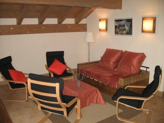 Location au ski Appartement 3 pièces 6 personnes (B52 C) - Residence Chalets De Wengen - Montchavin - La Plagne