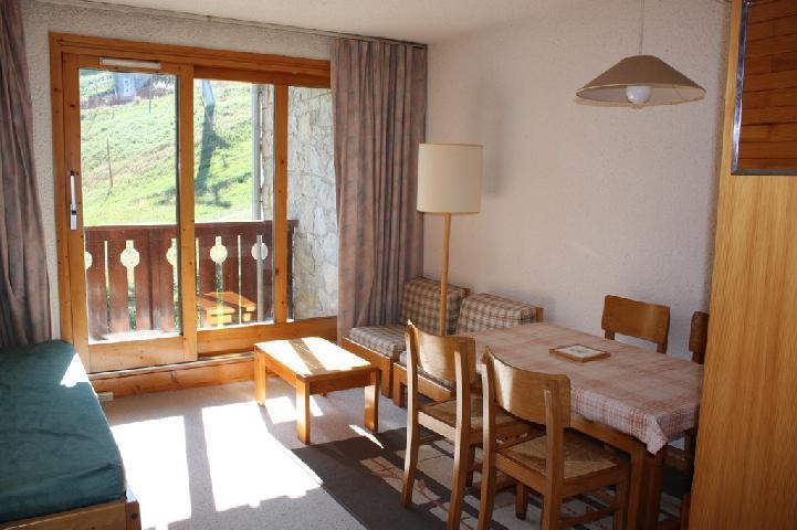 Location au ski Appartement 2 pièces 5 personnes (17) - Residence La Clef - Montchavin - La Plagne - Séjour