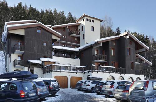 Ski en janvier Residence Le Chalet De Montchavin