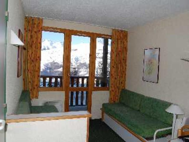 Location au ski Studio 4 personnes (675) - Residence Le De 3 - Montchavin - La Plagne