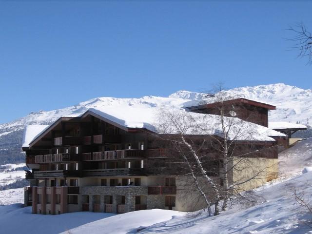 Location au ski Studio coin montagne 4 personnes (721) - Residence Sextant - Montchavin - La Plagne