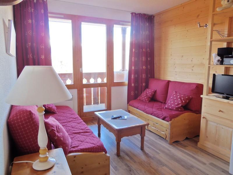 Location au ski Appartement 3 pièces 6 personnes (686) - Residence Sextant - Montchavin - La Plagne