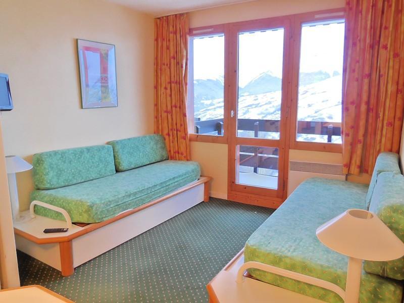 Location au ski Appartement 2 pièces 5 personnes (618) - Residence Sextant - Montchavin - La Plagne