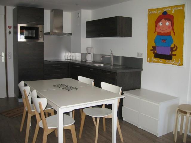 Location au ski Appartement 2 pièces 4 personnes (688) - Residence Trompe L'oeil - Montchavin - La Plagne - Cuisine