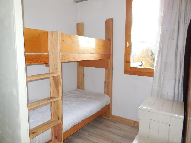 Location au ski Appartement 2 pièces 4 personnes (748) - Residence Trompe L'oeil - Montchavin - La Plagne - Lits superposés
