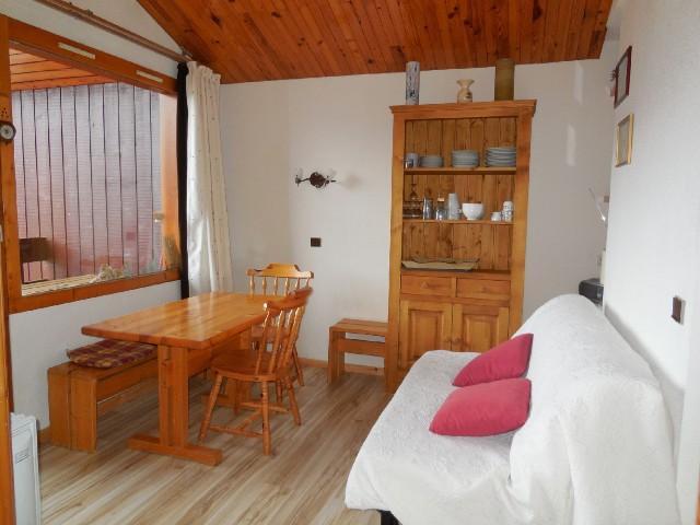 Location au ski Appartement 2 pièces 4 personnes (748) - Residence Trompe L'oeil - Montchavin - La Plagne - Séjour