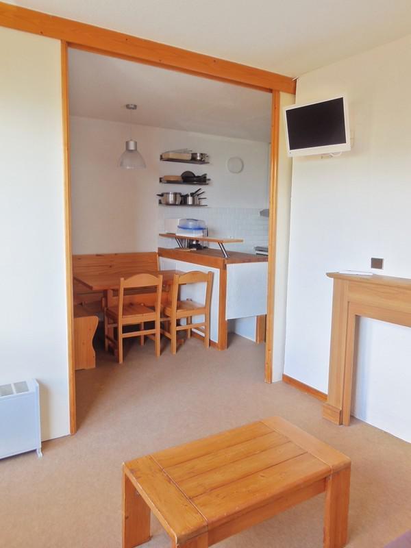Location au ski Studio 4 personnes (332) - Residence Trompe L'oeil - Montchavin - La Plagne - Table basse