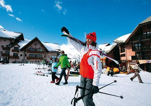 Location appartement au ski Vvf Villages L'eterlou