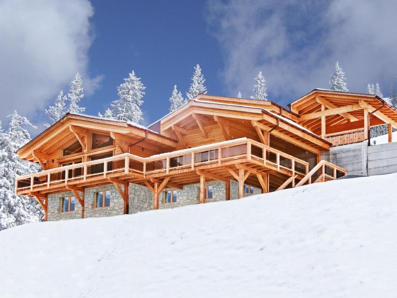 location chalet ski la plagne