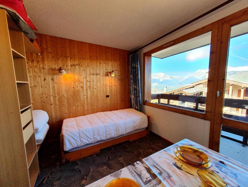 Location au ski Studio 2 personnes (015) - La Résidence Equerre - Montchavin La Plagne