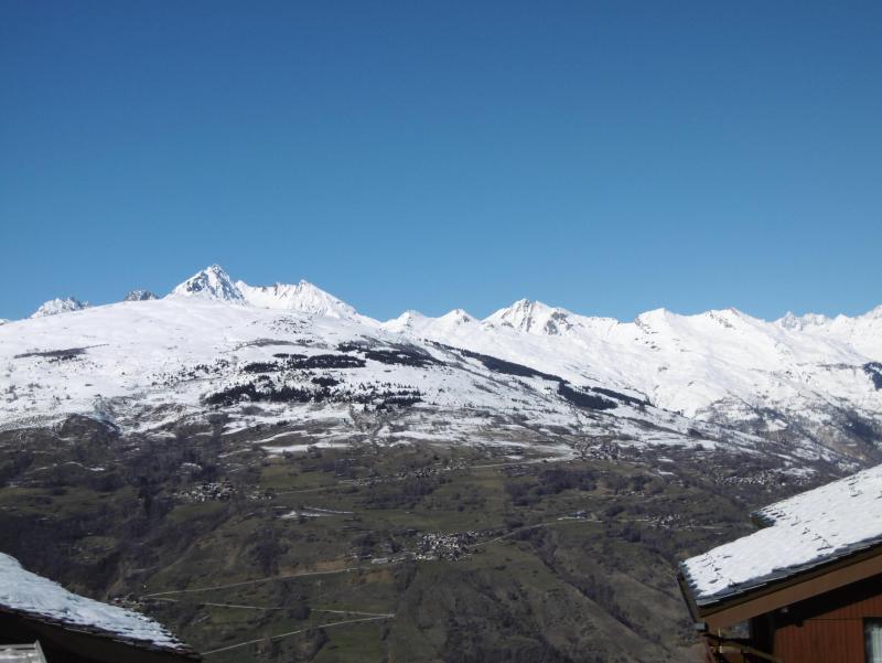 Location au ski Appartement 2 pièces 4 personnes (009) - La Résidence Equerre - Montchavin La Plagne