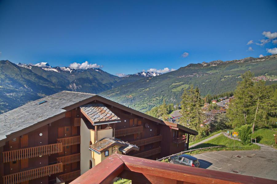 Location au ski Studio 2 personnes (029) - La Résidence Equerre - Montchavin La Plagne