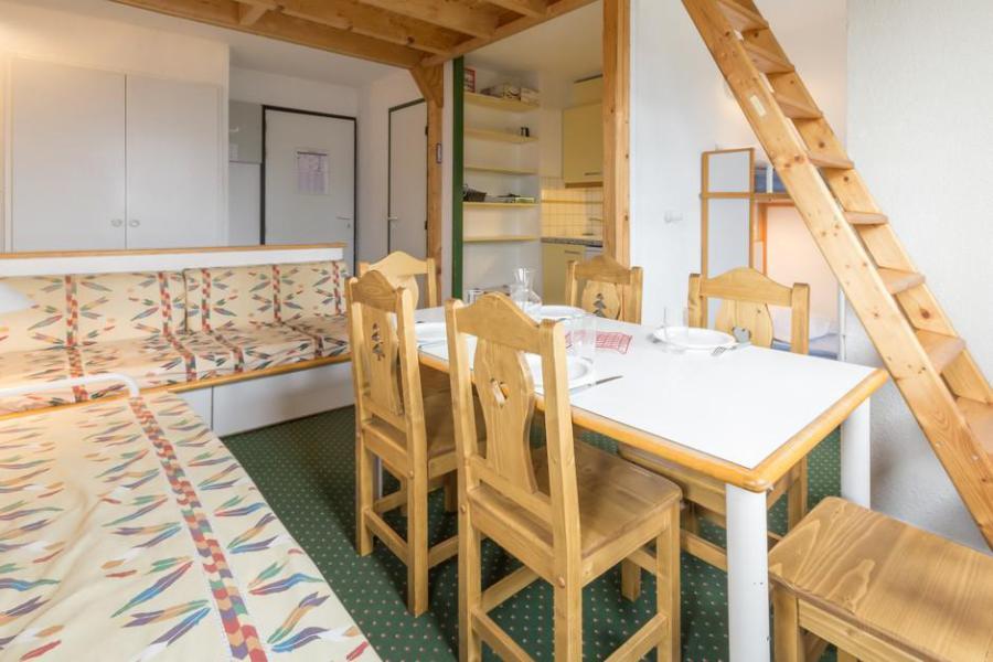 Аренда на лыжном курорте Апартаменты 3 комнат с мезонином 6 чел. (404) - La Résidence le 3ème Dé - Montchavin La Plagne