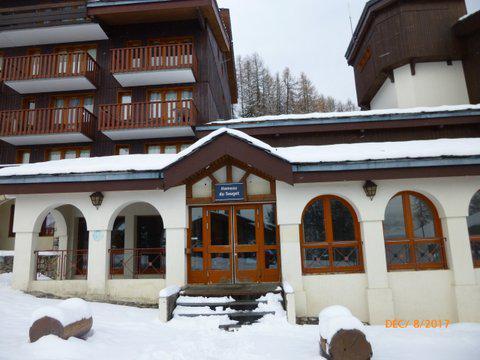 Ski verhuur La Résidence le 3ème Dé - Montchavin La Plagne