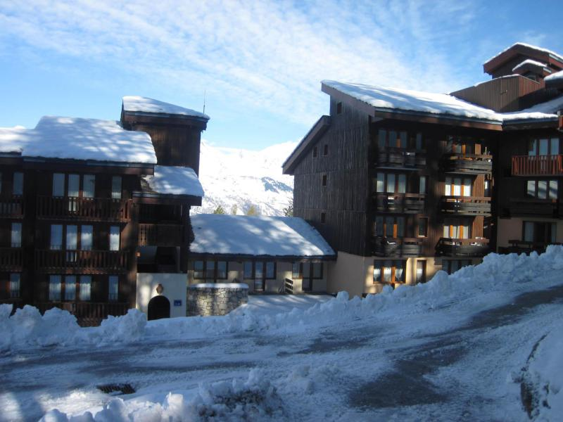 Аренда на лыжном курорте La Résidence le 3ème Dé - Montchavin La Plagne