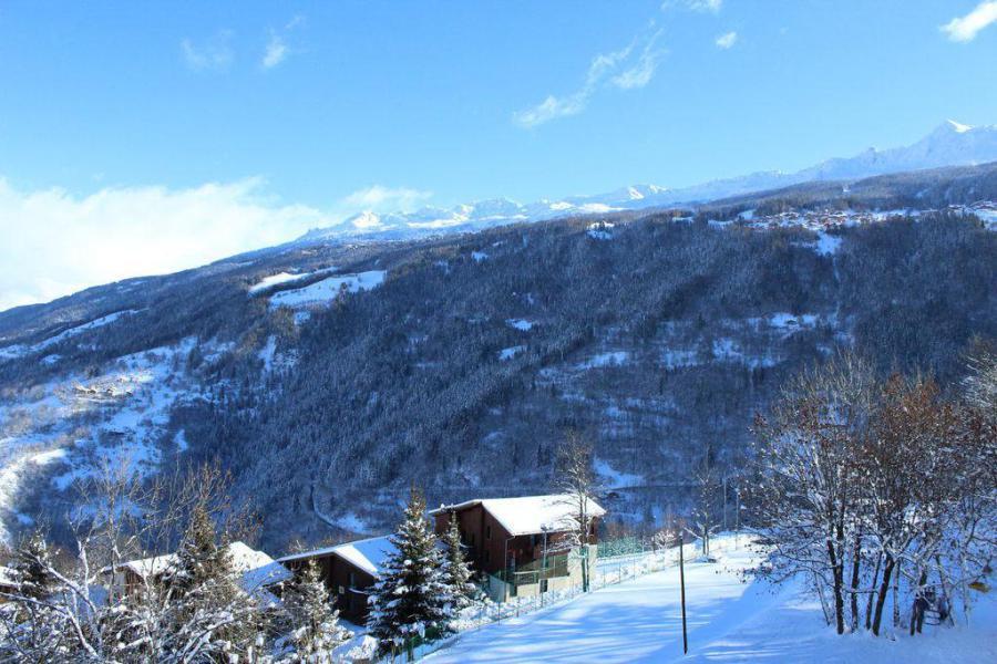 Аренда на лыжном курорте Апартаменты 2 комнат 4 чел. (BAI19) - La Résidence le Bastion I - Montchavin La Plagne