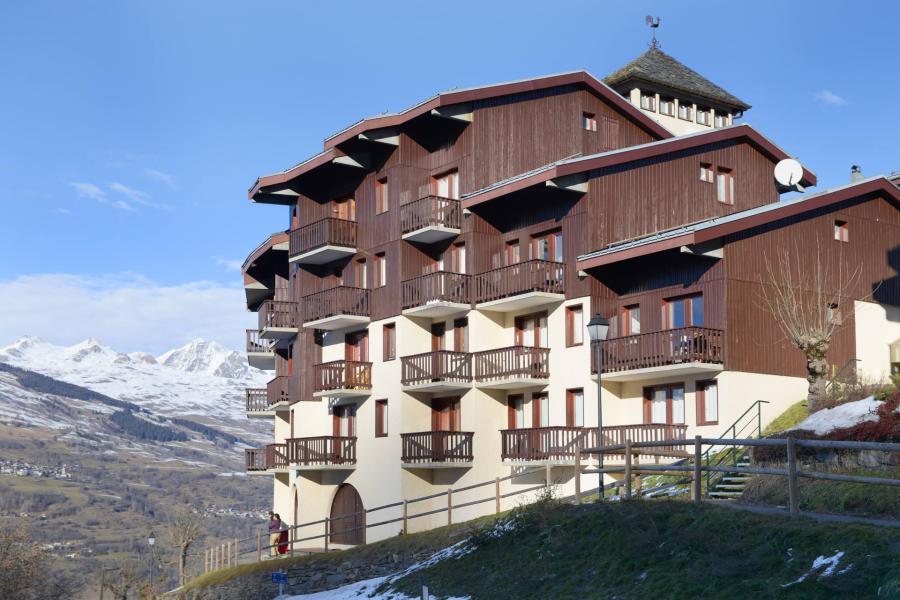 Аренда на лыжном курорте La Résidence le Bastion I - Montchavin La Plagne