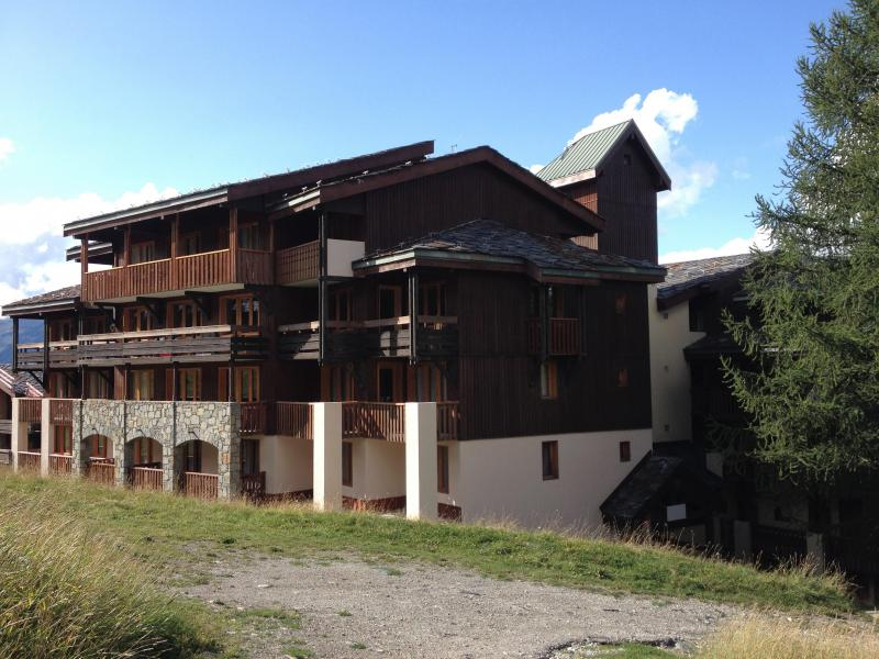 Wynajem na narty Apartament 2 pokojowy 6 osób (202) - La Résidence le Carrousel - Montchavin La Plagne