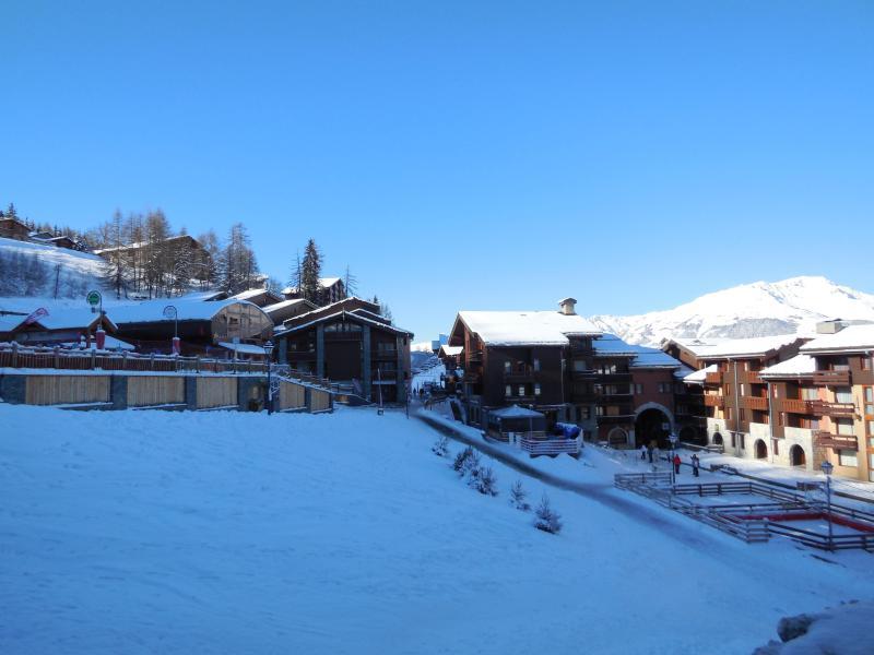 Ski rental holidays Montchavin La Plagne La Residence Les Pentes