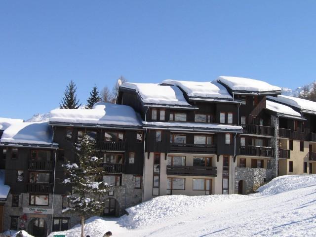 Location au ski Studio 4 personnes (412) - La Residence Les Pentes - Montchavin - La Plagne
