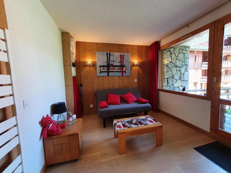 Ski verhuur Appartement 2 kamers 4 personen (004) - La Résidence les Pentes - Montchavin La Plagne