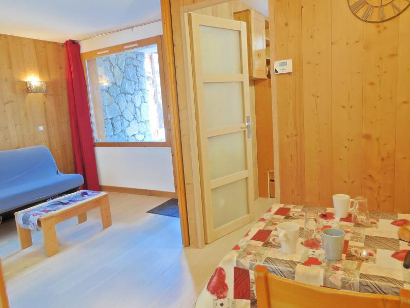 Ski verhuur Appartement 2 kamers 4 personen (004) - La Résidence les Pentes - Montchavin La Plagne - Appartementen
