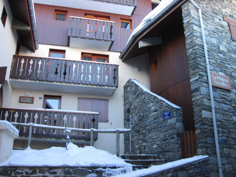Location au ski Maison Tresallet - Montchavin La Plagne