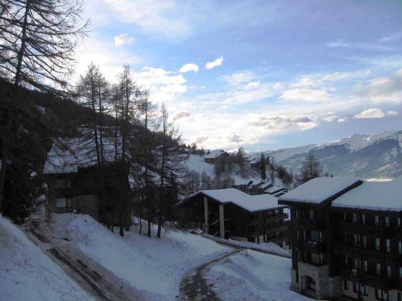 Vakantie in de bergen Appartement 2 kamers 5 personen (521) - Résidence 4ème Dé - Montchavin La Plagne - Buiten winter