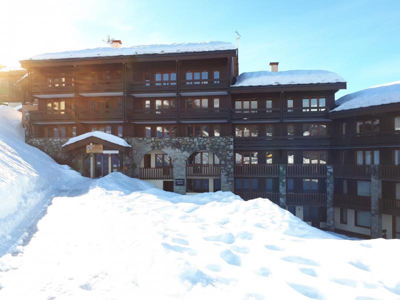 Location au ski Residence Backgammon - Montchavin - La Plagne
