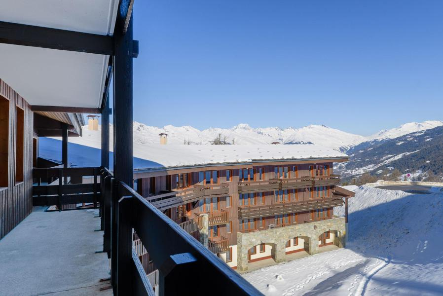 Location au ski Residence Backgammon - Montchavin - La Plagne