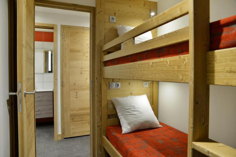 Аренда на лыжном курорте Апартаменты 4 комнат 8 чел. (423) - Résidence Backgammon - Montchavin La Plagne