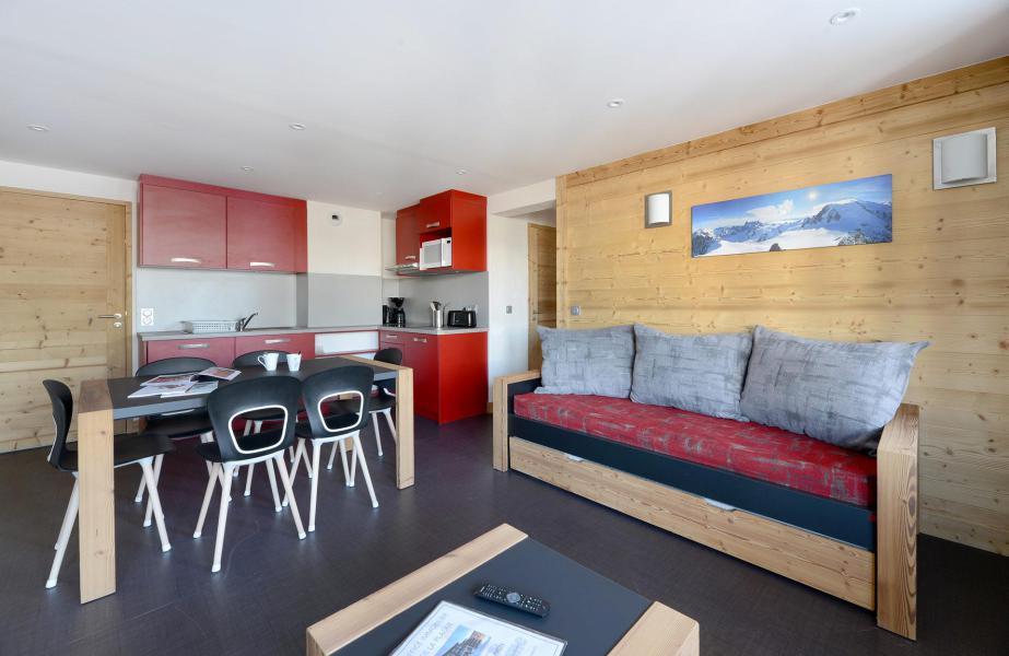 Аренда на лыжном курорте Апартаменты 3 комнат 7 чел. (216) - Résidence Backgammon - Montchavin La Plagne