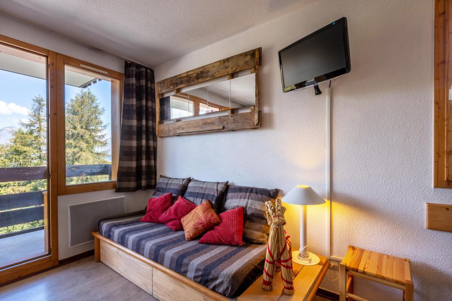 Ski verhuur Studio 4 personen (201) - Résidence Bilboquet - Montchavin La Plagne