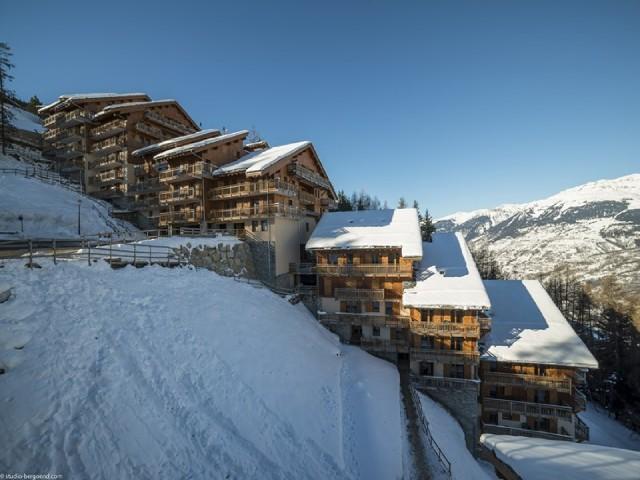 Ski rental holidays Montchavin La Plagne Residence Chalets De Wengen