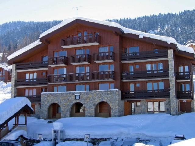 Location au ski Studio 2 personnes (001) - Residence La Boussole - Montchavin - La Plagne