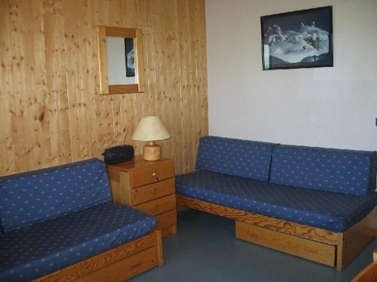 Location au ski Studio 4 personnes (027) - Résidence la Boussole - Montchavin La Plagne