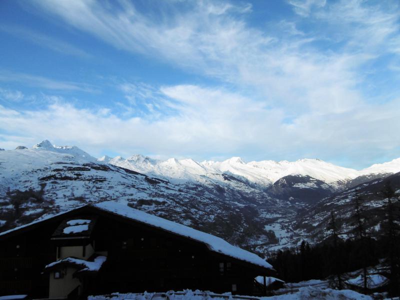 Location au ski Studio cabine 3 personnes (018) - Résidence la Boussole - Montchavin La Plagne