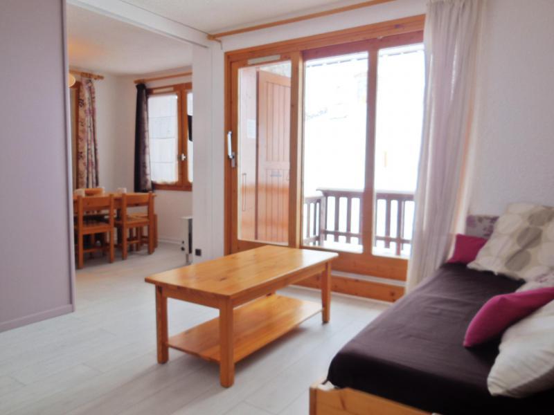 Location au ski Appartement 2 pièces 6 personnes (001) - Résidence la Clé - Montchavin La Plagne