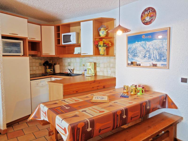 Location au ski Appartement 3 pièces 8 personnes (006) - Résidence la Clé - Montchavin La Plagne