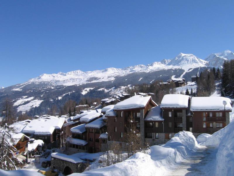 Location au ski Studio cabine 5 personnes (039) - Résidence la Clé - Montchavin La Plagne - Extérieur hiver