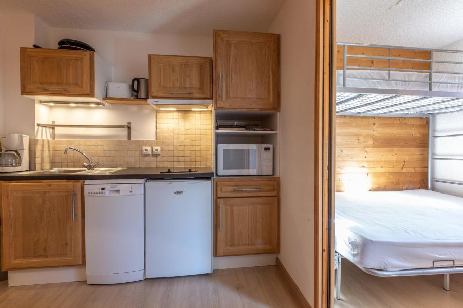 Location au ski Studio cabine 5 personnes (039) - Résidence la Clé - Montchavin La Plagne - Appartement