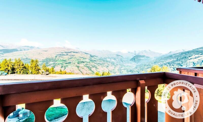 Vacances en montagne Appartement 2 pièces 5 personnes (Sélection 33m²) - Résidence la Marelle et Le Rami - Maeva Home - Montchavin La Plagne - Extérieur hiver